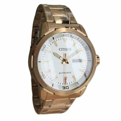 Citizen Analog forretning Mechanical Rose Gold Herren NH8373-88A