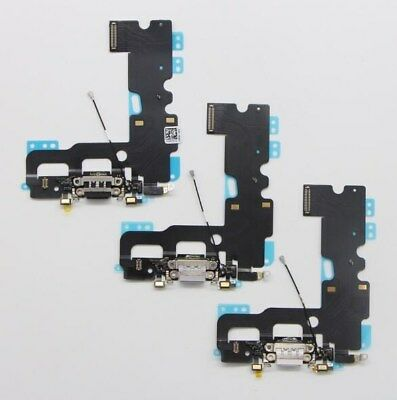 New OEM USB Charging Port Cable Audio Jack Microphone Flex Cable for iPhone 7 7G
