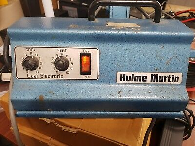 Hulme Martin Portable Heat Sealer.