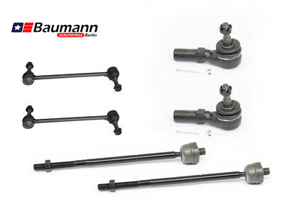 Right EV800801 BAW For FORD MUSTANG 2011-2014 Steering Tie Rod End Inner Left