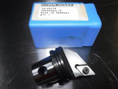 Valenite VM / KM 40 Indexable Turning Head VM40 SDQCL 15 (LOC514)