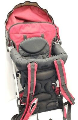 d929c5c790b Chicco Smartsupport Backpack Child Baby Hiking Walking Travel Carrier  Outdoor