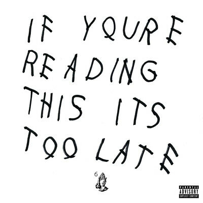 Drake - If Youre Reading This Its Too Late Mixtape CD