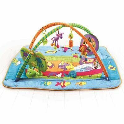 Tiny Love Gymini Play Mat Kick & Play 114.8x106x45 cm Baby Gym Carpet 33312002
