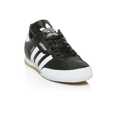 Adidas - Samba Super Casual Shoe - Black/White