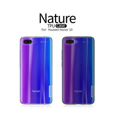 Nillkin Nature Smooth Ultrathin TPU Soft Back Case Cover For Huawei Honor 10