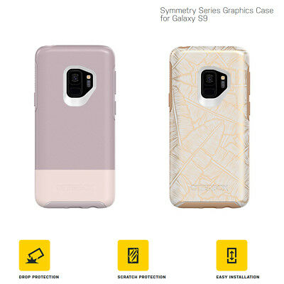 Otterbox Symmetry Samsung Galaxy S9 Graphic Case Cover Skinny Dip Throwing Shade