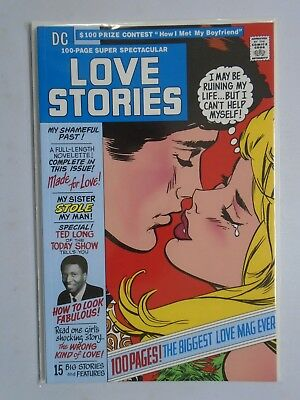DC 100-Page Super-Spectacular Love Stories - Replica Edition #1RE, 8.0/VF (2000)