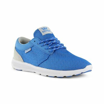 Supra Hammer Run Shoes - Blue / White