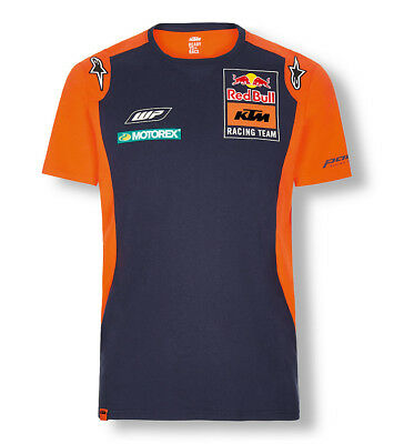 Red Bull KTM Racing Teamline Herren T-Shirt - ALPINESTARS - Gr. S - XXL *