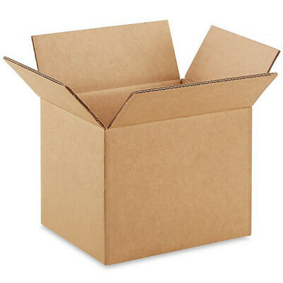 "Cardboard Postage Boxes Double Wall Postal Mailing Medium Parcel 11"" x 11"" x 11"""