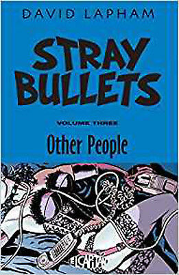 Stray Bullets Volume 3: Other People, Lapham, David, Excellent Book