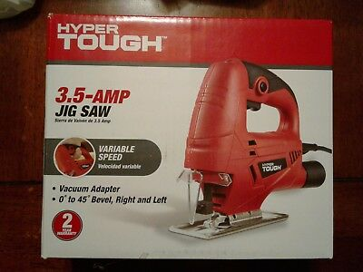 Hyper tough 3.5-amp jig saw