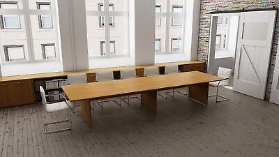 Meeting Room Office Boardroom Table