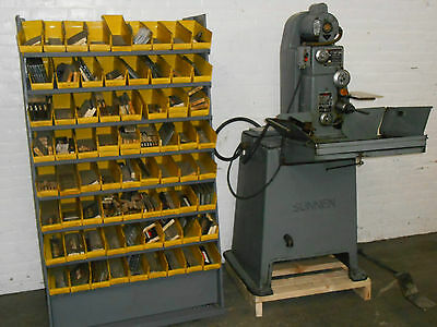Sunnen #MBB-1650 Precision Honing Machine, WITH TOOLING!
