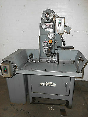 Sunnen #MBB-1650 Precision Honing Machine - With PF 150 MS Filter Unit Included!