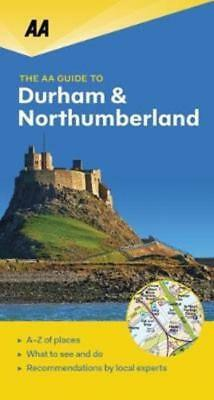 The AA Guide to Durham & Northumberland