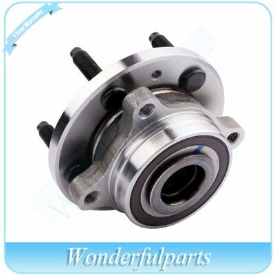 Rear Wheel Hub Bearing Assembly New Fits Ford Edge Flex Taurus 09-16 All Models