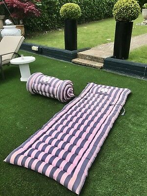 Jack Wills SunBed / Sleepover Bed/ Futon Sale Is For TWO