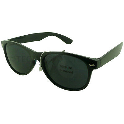 Wayfare Style Sunglasses - Full UV Protection - Various Colours - With Case