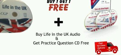 Latest life in the uk Test practice question and audio cd 2018 3rd edition(2 cd)
