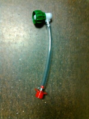 Coke to Pepsi BIB Adapters, Red to Green, Bag-In-Box adapter, Syrup Adapter