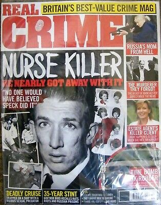 Real Crime Magazine Issue 36