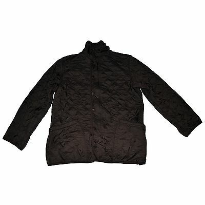 Barbour Polarquilt Long Mens Jacket jacke Size M