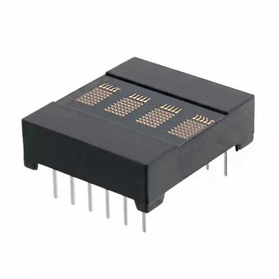 50pcs DLO1414 OSRAM 4-CHARACTER 5x7 Hi-Eff Red Display Arduino Raspberry Pi