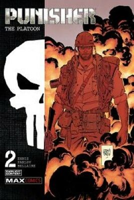 The Punisher: The Platoon #2 Marvel Comics
