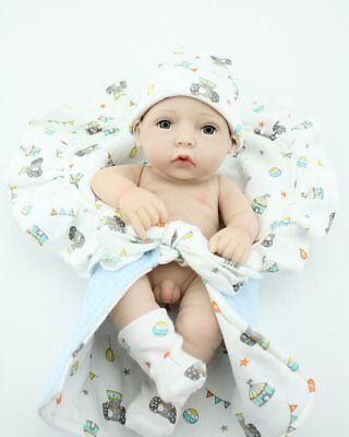 baby boy real reborn doll clothing berenguer 17 inches soft vinyl 18 Inch Doll Clothes Storage realistic reborn baby dolls 10 soft vinyl real life lifelike baby doll