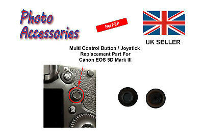Multi Control Button Joystick Replacement Part For Canon EOS 5D Mark III