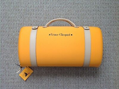 Original Veuve Clicquot Traveller Wine Champagne Carry Case With Tags