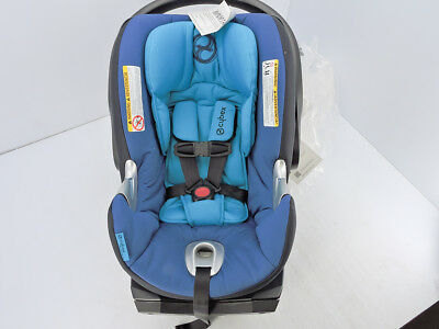 Cybex Aton Q Infant Car Seat and Base True Blue
