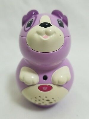 Purple Dog Scout Leap Frog Tag Junior Reader - tested Reading Pen