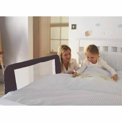 Noma Bed Rail Blue Baby Toddler Sleep Safety Security Guard Protection 94276