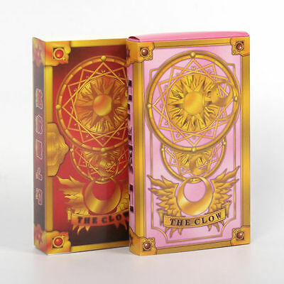 2018 Popular Newly Two Sets 52+54 Hope Cosplay Card Captor Sakura Clow Cards