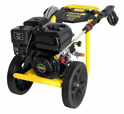 Gas Pressure Washer Fatmax Power Portable High Cleaner 2.5 GPM 3400 PSI SXPW3425