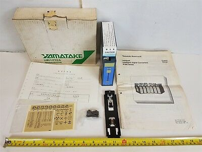 Yamatake IP301 Signal Converter Intellpak IP301-FCCA0000 1000-5000mV 4-20mA New