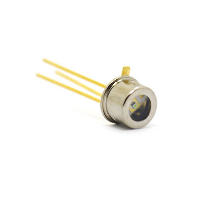 800-2600nm 2600nm 0.3mm InGaAs PIN Photodiode Can be equipped with fiber