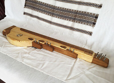Soprano Hungarian Zither (citera) for collectors or practitioners