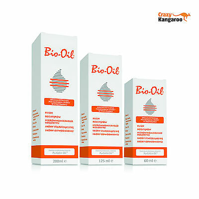Bio-Oil Specialist Skincare Oil 60 125 200 ml All Sizes Available -Free Delivery