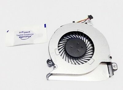 NEW FOR HP 15-ab034cy 15-ab023cl 15-ab020nr 15-ab031cy CPU FAN with Grease