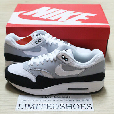 Nike Air Max 1 Wolf Grey White | AH8145 003