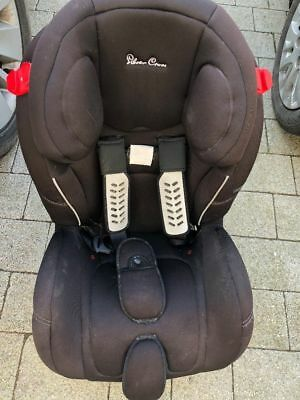 Silver cross Car seat with ISOFIX group 2-3, 9-25 KG Good condition, Smoke free
