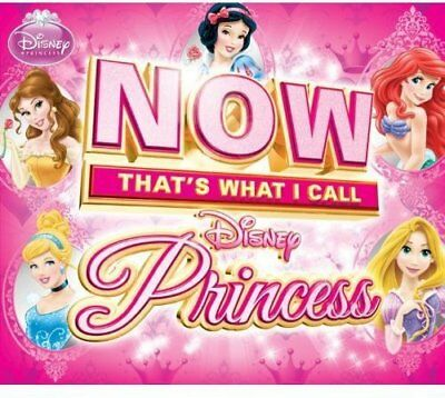 Now Thats What I Call Disney Princess by Various Artists New Music CD