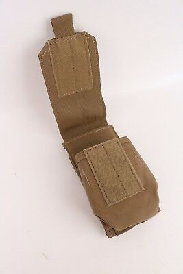 Eagle Industries MS MOLLE II Multi-Grenade Pouch Coyote Brown (1 each) Smoke USA