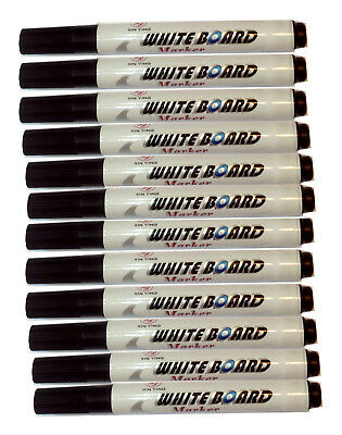 Mini A4 small white board dry wipe magnetic office notice memo marker pen eraser