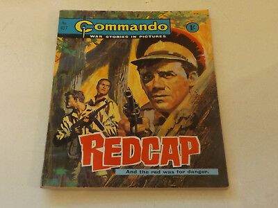Commando War Comic Number 427,1969 Issue,v Good For Age,49 Years Old,very Rare.