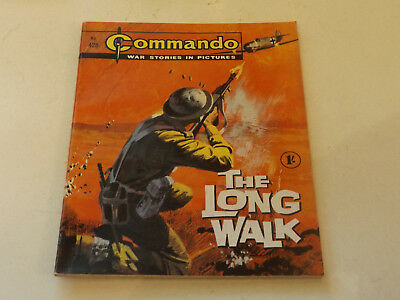 Commando War Comic Number 428,1969 Issue,v Good For Age,49 Years Old,very Rare.